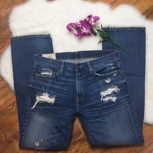 🎉Pick 5 For $20 Hollister factory distressed jean